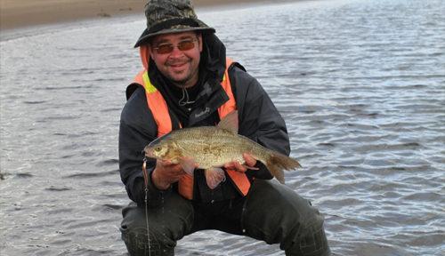 Fishing in Mongolia