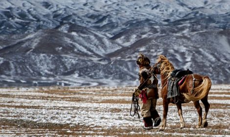 winter tour in Mongolia
