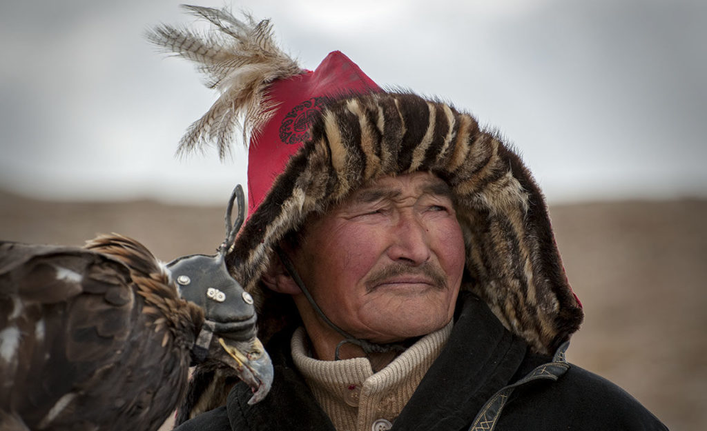 Eagle hunter's of Mongolia