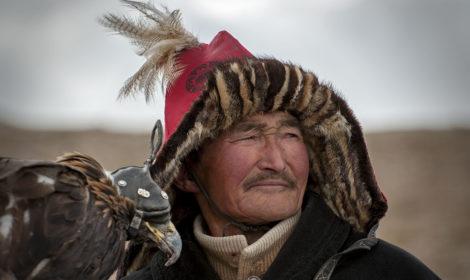 Eagle hunter's of Mongolia