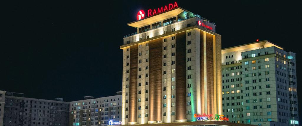 Ramada hotel in Ulaanbaatar