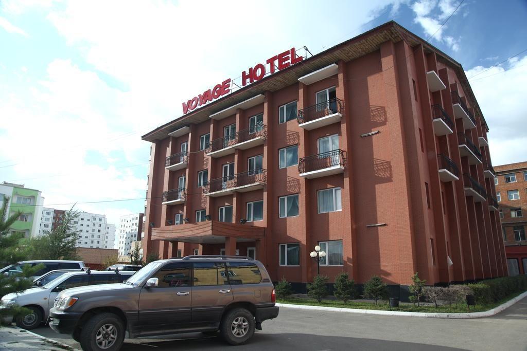 Voyage hotel in Ulaanbaatar city