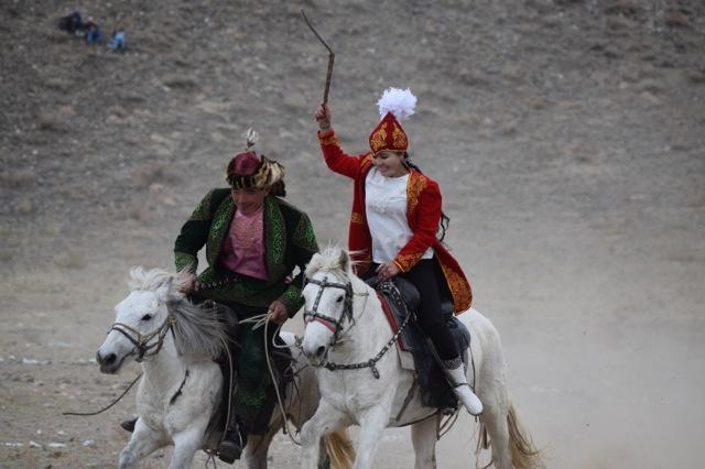 Kazakh culture in mongolia