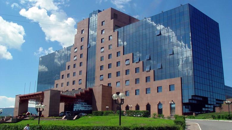 Hotel in Ulaanbaatar city