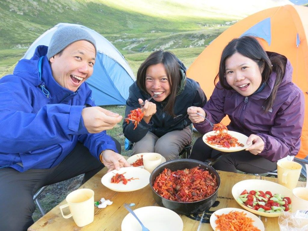FOOD OR MEALS IN MONGOLIA
