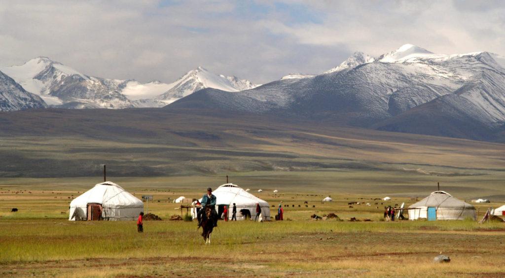 Nomads of Mongolia