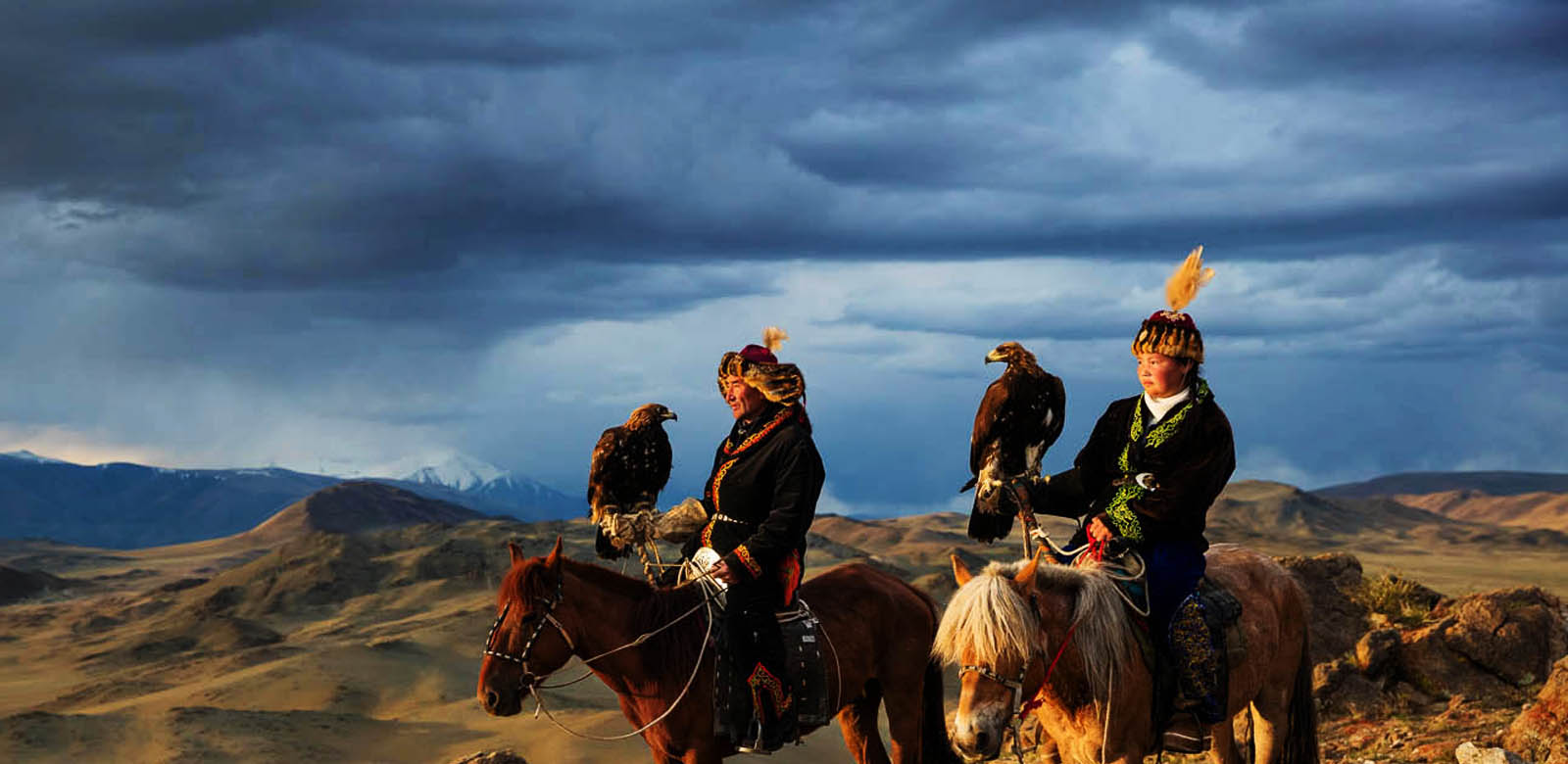Western Mongolia Tours
