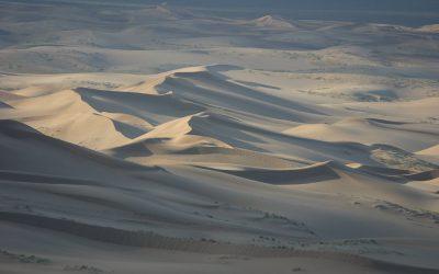 khongor sand dune
