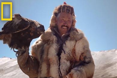 Brandon li western mongolia