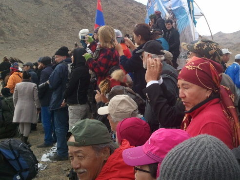 Population of Bayan-Ulgii
