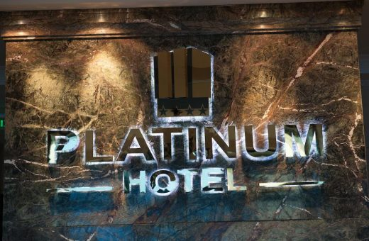 Platinum hotel in Ulaanbaatar center